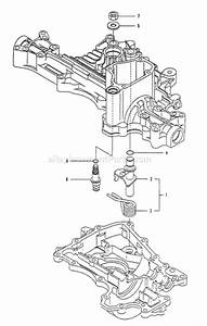 Husqvarna Tuff Torq K55j Transaxle Parts List And Diagram