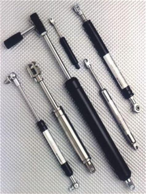 adjustable miniature compression gas springs