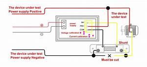 0 28 Inch Digital Voltmeter Ammeter Dc 100v 50a Led Amp