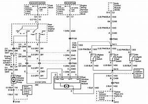 2002 Tahoe Rear Wiper Motor Wiring Diagram