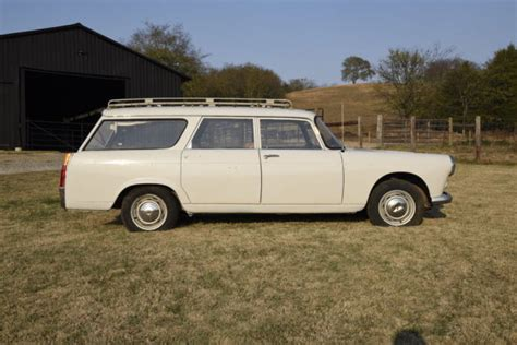 Peugeot 404 For Sale by 1965 Peugeot 404 Wagon Project For Sale Photos