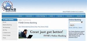 Fsnb Bank Routing Number  U0026 Wire Transfers Instructions