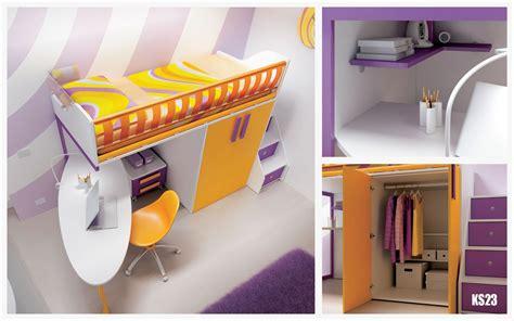 chambre enfant lit mezzanine chambre enfant avec lit mezzanine bureau
