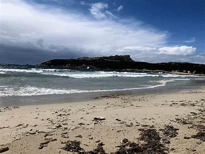 Sardinia Places Natural Beauty Hiking Spiaggia Amazing