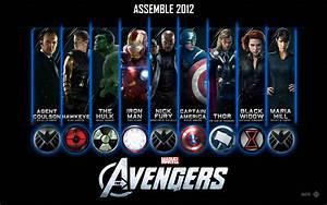 Marvel Avengers Movie Poster