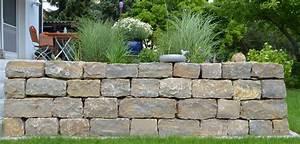 Natursteinmauern Im Garten : natursteinmauern eckardt garten und landschaftsbau ~ Sanjose-hotels-ca.com Haus und Dekorationen