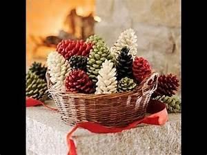 DIY Sparkly Pinecone Wreath in DIY & Crafts