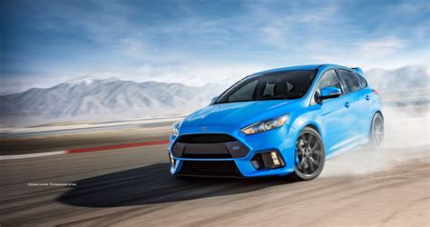 ford focus rs hatchback  legacy continues fordcom