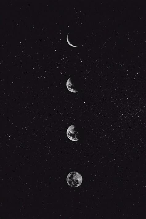aesthetic black galaxy wallpapers