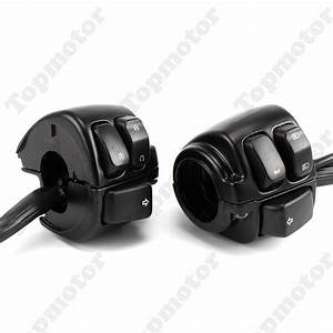 Aliexpress Com   Buy Black 1 U0026quot  Motorbike Handlebar Switches