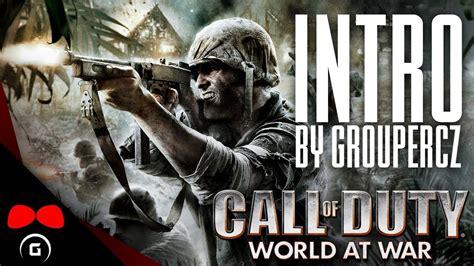 intro duty war call