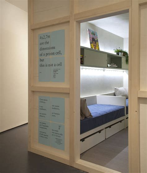 inmates create  freedom room  apartment