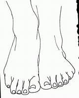 Coloring Feet Foot Pages Line Wilde Olivia Drawing Sheet Footprint Happy Getdrawings Popular Coloringhome sketch template