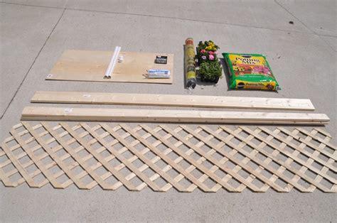 Vertical Garden Supplies by How To Build A Vertical Garden Tutorial Part 3 Digin