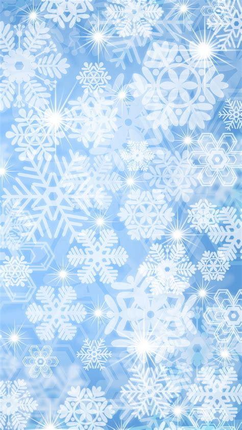 snowflake iphone wallpaper snow iphone wallpaper wallpapersafari
