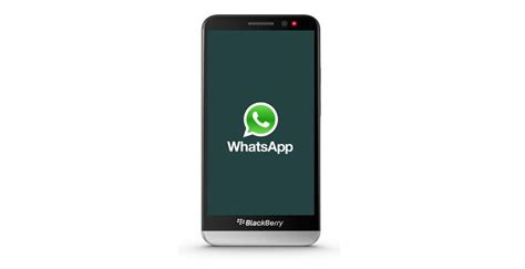 whatsapp calling for blackberry 10 is now officially available