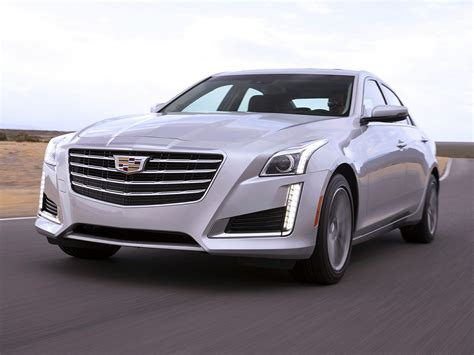 New 2018 Cadillac Cts  Price, Photos, Reviews, Safety