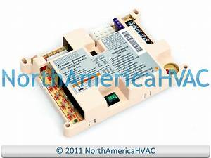 White Rodgers Integrated Furnace Fan Control Circuit Board