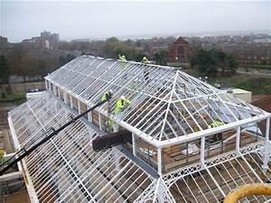 Gladstone Pavilion, Stanley Park, Liverpool Glass