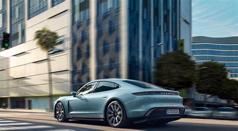 Thanks, Tesla — Porsche Taycan EV Outperforms Fossil ...