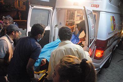 Cinco Turistas Heridos En Accidente  El Diario Ecuador