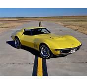 1969 C3 Stingray L71 427/435 HP Sport Coupe  Corvettes