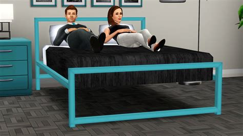 fresh prince creations sims 3 piper bed