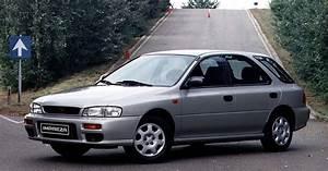 Subaru Impreza Familiar 1998