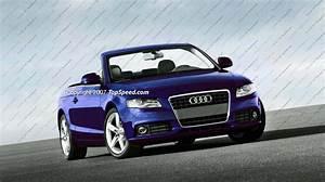Audi A4 Cabriolet : 2009 audi a4 convertible review gallery top speed ~ Melissatoandfro.com Idées de Décoration