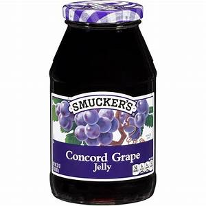 Smuckers Jelly Grape – Lou Perrine's