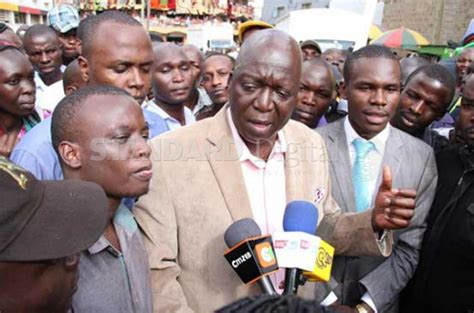 Mt Kenya Won't Support You In 2022, Ruto Told