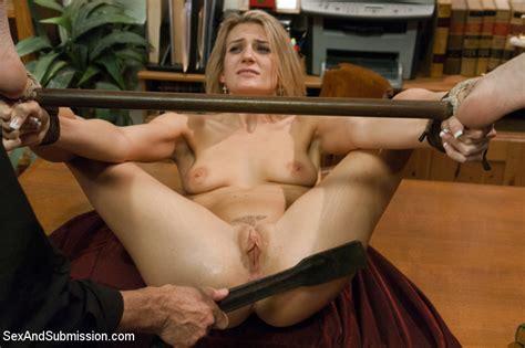 hot blonde amanda tate is punished with rough bondage sex pichunter