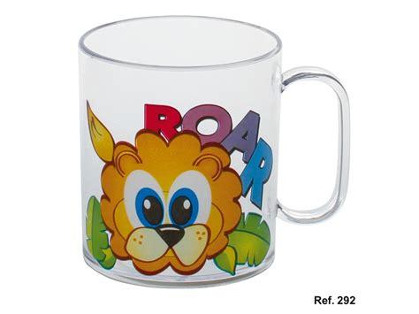 Bicchieri Per Bambini by Bicchiere Bimbi Cosmoplast Decorato Con Manico