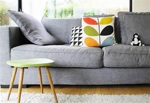 Canapé Scandinave Ikea : photos canap gris chin ikea ~ Teatrodelosmanantiales.com Idées de Décoration