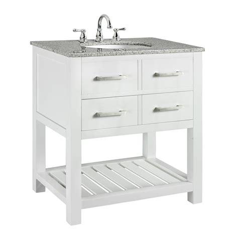 white bathroom vanity home depot granite vanity tops home depot roselawnlutheran