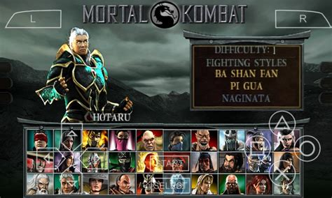 Mortal Kombat Unchained Android Full Hd Phones Nigeria