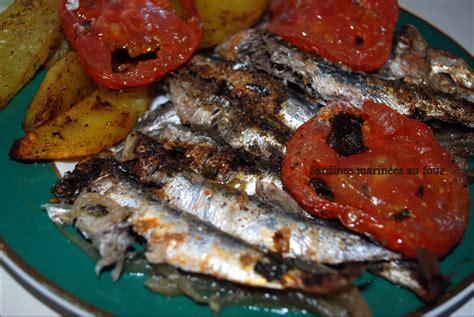 cuisiner des sardines fraiches sardines marinées au four http petitsplaisirs org