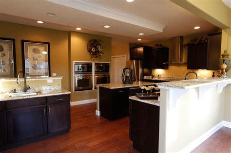 interior design in kitchen maronda model home traditional kitchen cincinnati 4770