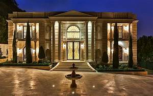 $26 Million Newly Built Grand Neoclassical Estate In Bel