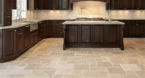 tiled kitchen floors ideas kitchen floor tile designs for a warm kitchen to