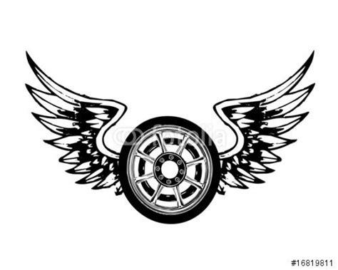21 Best Winged Wheel Art Images On Pinterest