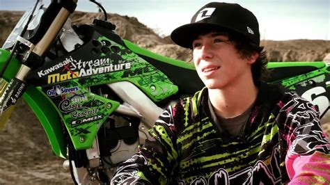 pro motocross bikes crossfit a professional motocross rider at 14 youtube