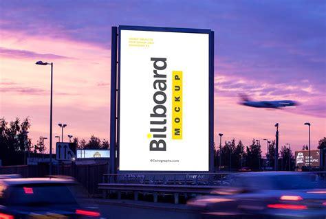 billboards mockups vol mockup templates creative market