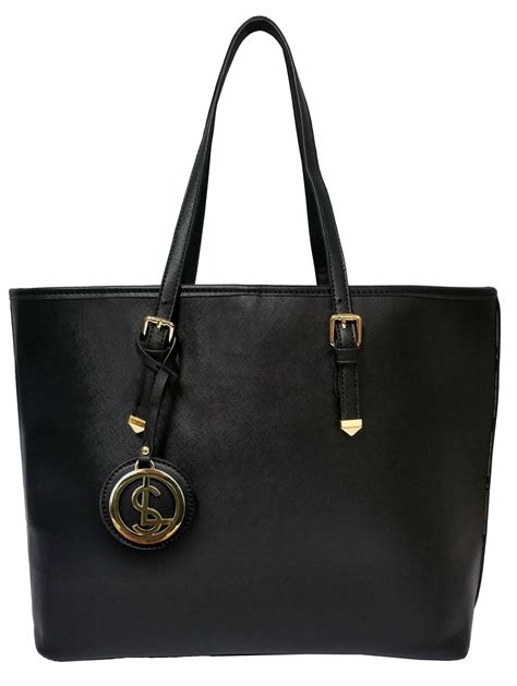 designer tote bags womens designer bags large shopper bag faux leather