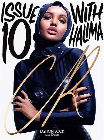 Halima Cr Aden Magazine Covers Bella Muslim