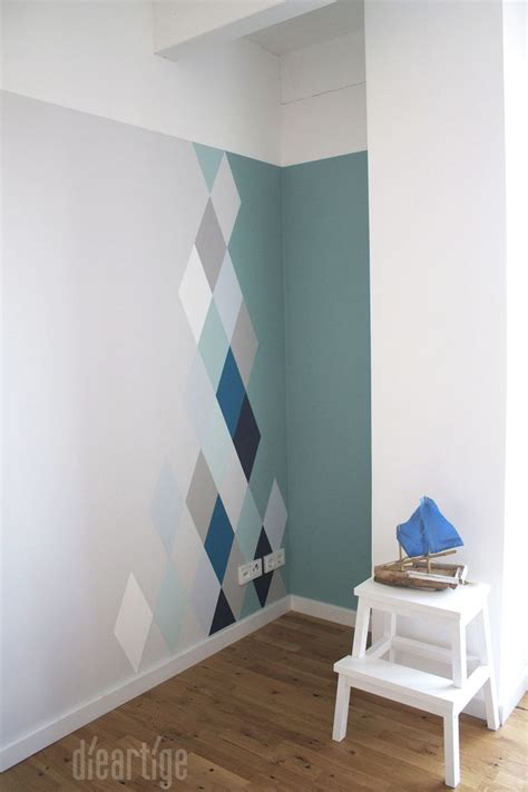 Wandgestaltung Farbe Kinderzimmer Ideen by 165 Best Images About Funky Wall Ideas On