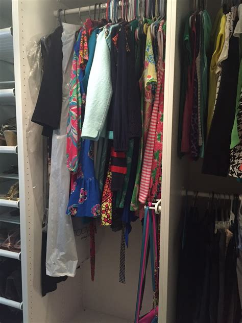 Closet Redesign by Building Our Strauss Townhome Master Closet Redesign The