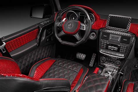mercedes benz  amg  red crocodile leather  topcar