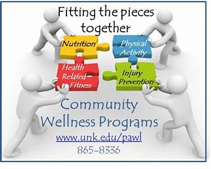 Wellness Community Programs