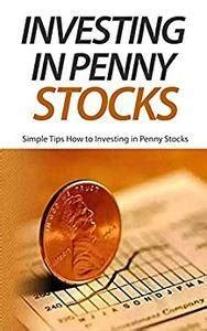 investing  penny stocks simple tips   investing
